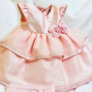 Other - Pink baby Easter dress 🐣